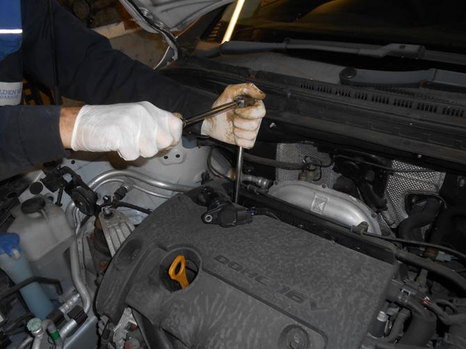 Hyundai Car Servicing & Repairs: Golden Hill Garage Bristol, Redland BS6