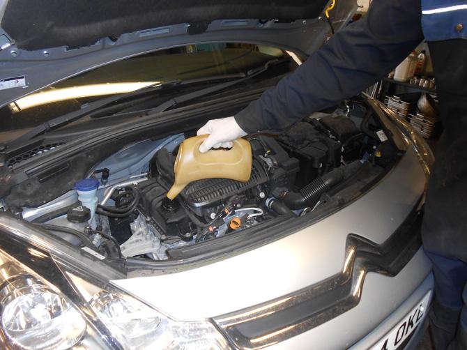 Citroen Car Servicing & Repairs: Golden Hill Garage Bristol